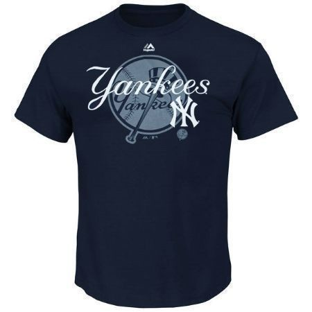 MAJESTIC YOUTH YANKEES REAL GEM TEE Thumbnail