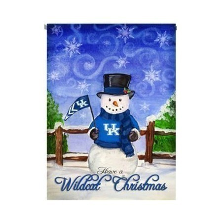 KENTUCKY CHRISTMAS GARDEN FLAG Thumbnail