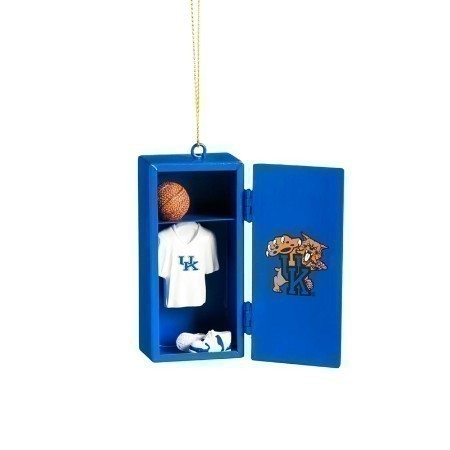 KENTUCKY TEAM LOCKER ORNAMENT Thumbnail