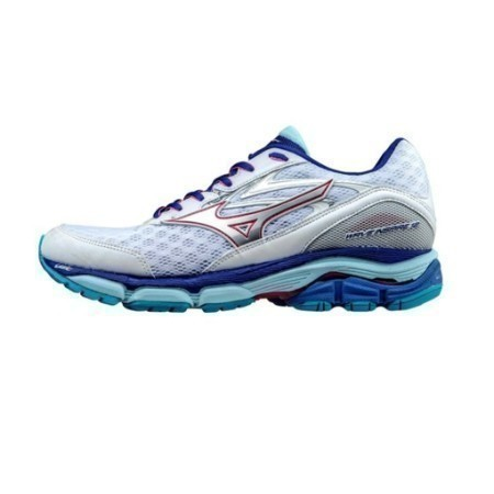 MIZUNO LADIES WAVE INSPIRE 12 RUNNING SHOE Thumbnail