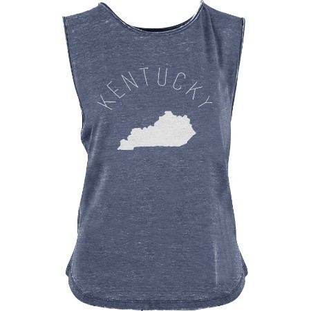 LADIES KENTUCKY VINTAGE TANK Thumbnail