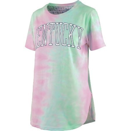 LADIES KENTUCKY BAY TIE DYE TEE Thumbnail