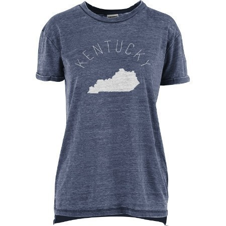 LADIES KENTUCKY VINTAGE BOYFRIEND TEE Thumbnail