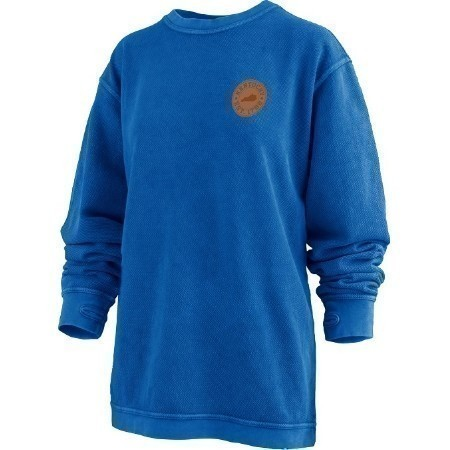 LADIES KENTUCKY JUMBO PIQUE LONG SLEEVE TOP Thumbnail