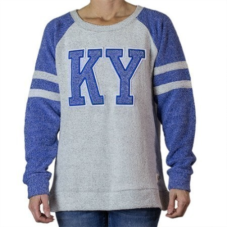 LADIES KENTUCKY DAWN COMFY CREW Thumbnail