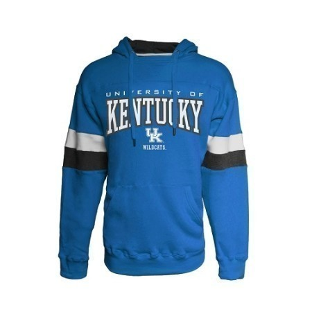 MENS KENTUCKY ARM BAND HOODED SWEATSHIRT Thumbnail