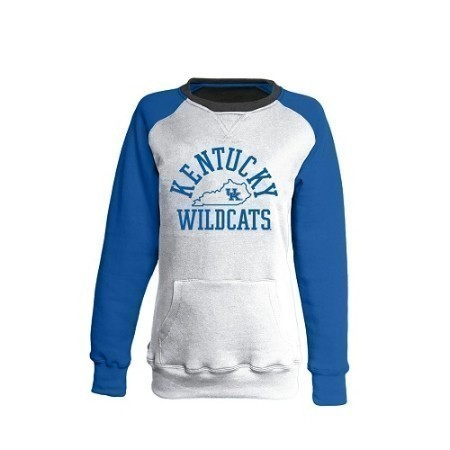 LADIES KENTUCKY CONRAST SWEATSHIRT Thumbnail