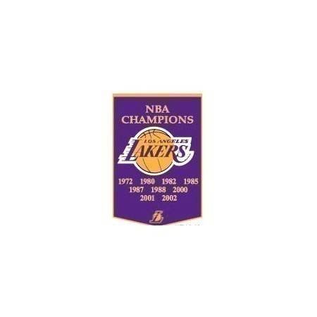 LAKERS DYNASTY BANNERS Thumbnail