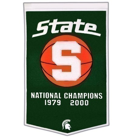 MICHIGAN STATE DYNASTY BANNER Thumbnail