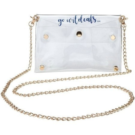 KENTUCKY CLEAR PURSE GOLDCHAIN Thumbnail