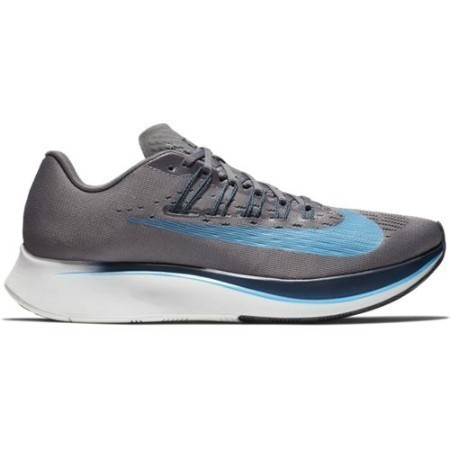 MEN'S NIKE ZOOM FLY GUNSMOKE/BLU HERO/O Thumbnail
