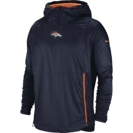 MENS BRONCOS NIKE JACKET ALPHA FLY RUSH  Thumbnail
