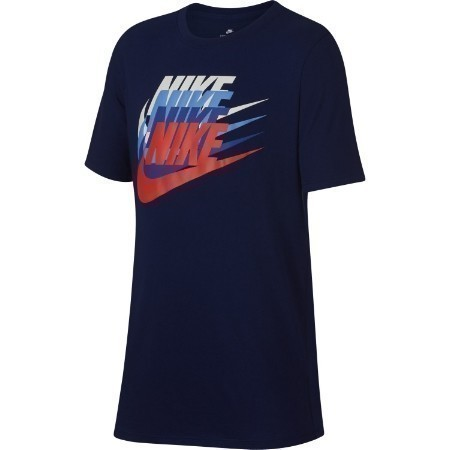 YOUTH NIKE NSW TEE SUNSET FUTURA Thumbnail