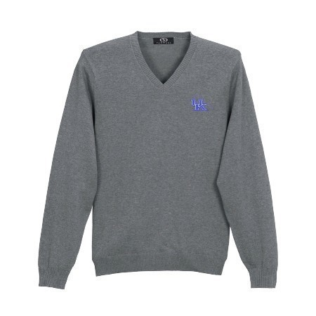 VANTAGE MENS KENTUCKY V-NECK SWEATER Thumbnail