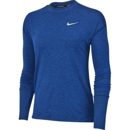 LADIES NIKE ELEMENT CREW TOP Thumbnail