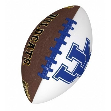 KENTUCKY AUTOGRAPH FOOTBALL Thumbnail