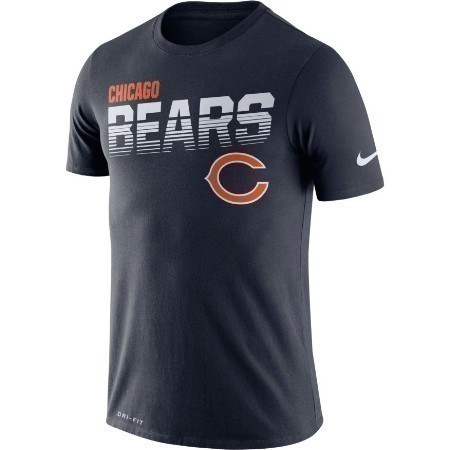 YOUTH BEARS NIKE SIDELINE TEE Thumbnail
