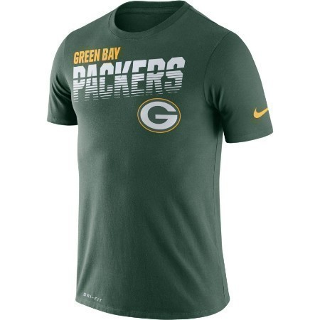 YOUTH PACKERS NIKE SIDELINE TEE Thumbnail