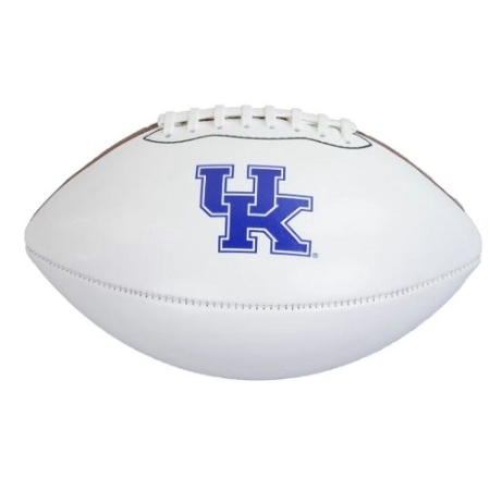 KENTUCKY NIKE AUTOGRAPH FOOTBALL Thumbnail
