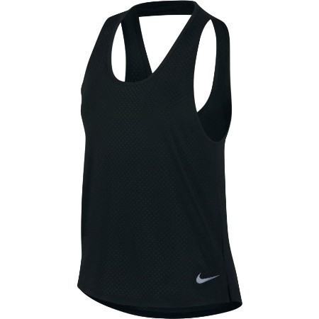 LADIES NIKE BREATHE DRI-FIT MILER Thumbnail