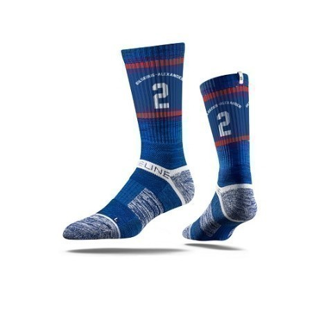 MENS CLIPPERS GILGEOUS-ALEXANDER N&N SOCK M/L Thumbnail