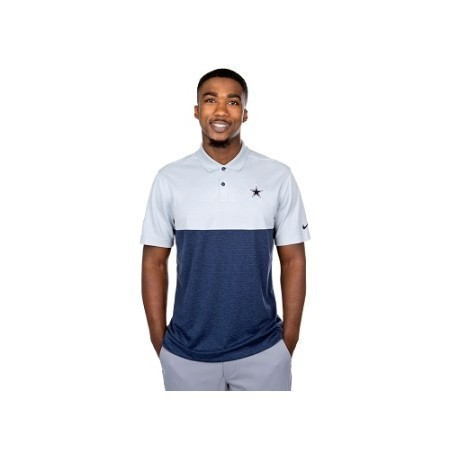MENS COWBOYS NIKE BREATHE POLO 2  Thumbnail