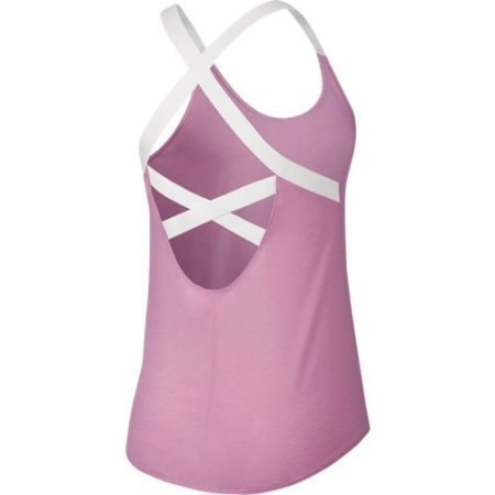 LADIES NIKE DRI-FIT TRAINING TANK  Thumbnail