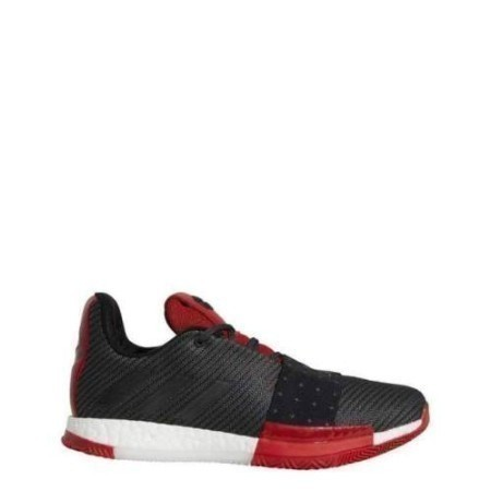 MENS ADIDAS HARDEN VOL.3 BLK/RED/BLK Thumbnail