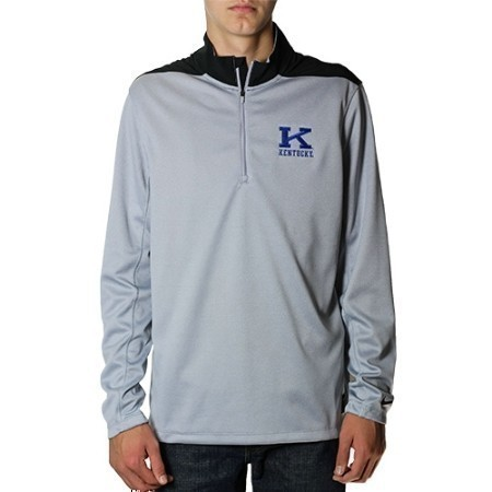 MENS KENTUCKY NIKE DRY 1/2 ZIP TOP Thumbnail