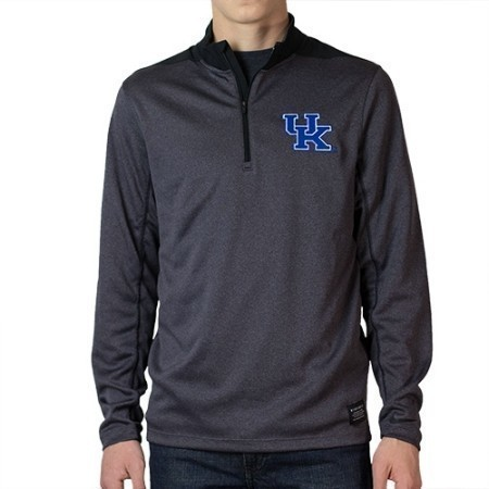 MENS KENTUCKY NIKE DRY 1/2 ZIP