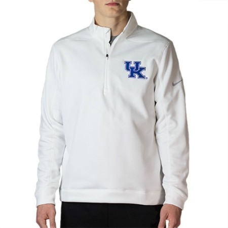 MENS KENTUCKY NIKE 1/2  ZIP THERMAL PULLOVER Thumbnail