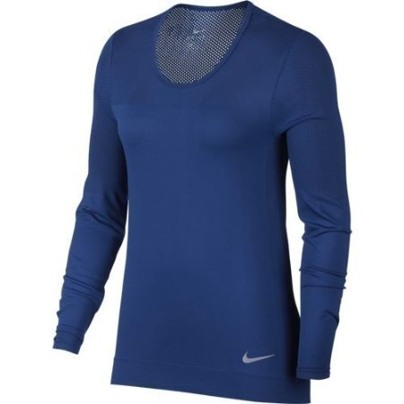 LADIES NIKE INFINITE LONG SLEEVE RUN TOP  Thumbnail