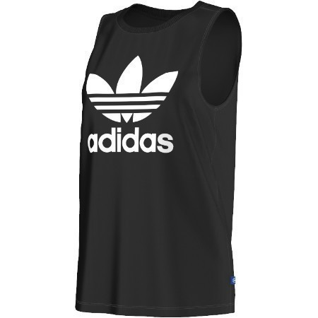 ADIDAS LADIES TREFOIL BASKETBALL TEE Thumbnail