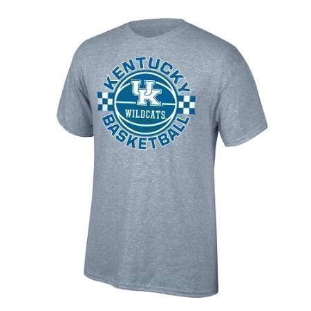 MENS KENTUCKY CHECKER BASKETBALL TEE Thumbnail