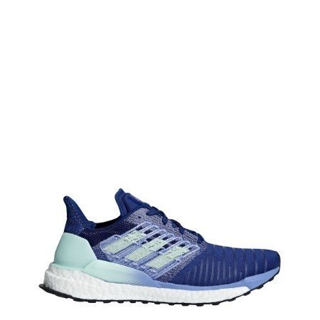 LADIES ADIDAS SOLAR BOOST MYSTERY INK/CLEA Thumbnail
