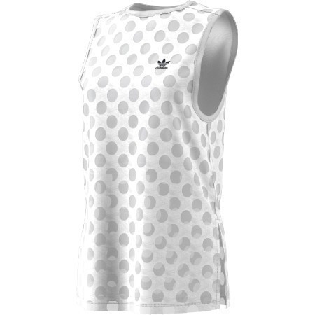 ADIDAS LADIES POLKA DOT TANK  Thumbnail