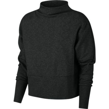 LADIES NIKE PULLOVER LAYER TRAIN TOP Thumbnail