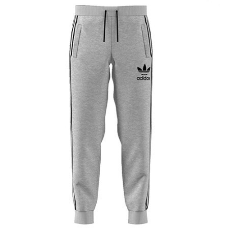 MENS ADIDAS 3 STRIPED FRENCH TERRY PANTS  Thumbnail