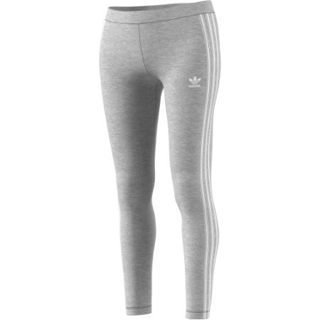 ADIDAS LADIES 3 STRIPE LEGGING  Thumbnail