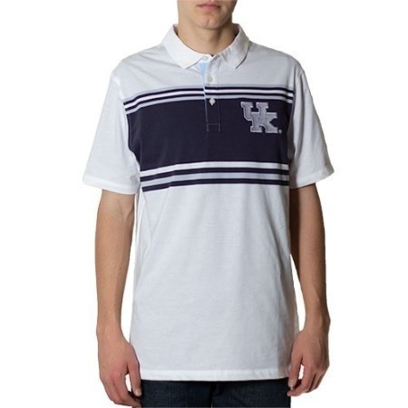 MENS KENTUCKY NIKE PLAYER STRIPE POLO Thumbnail