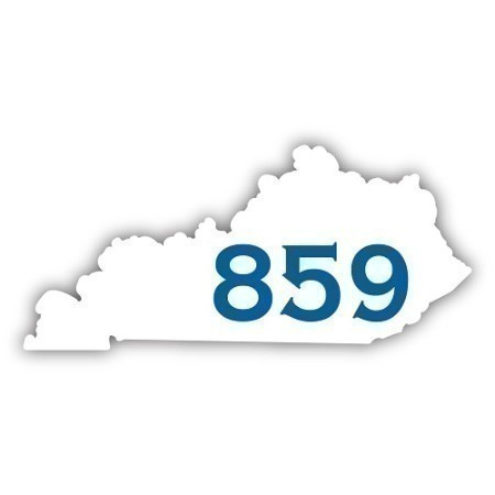 KENTUCKY 859 STATE DECAL Thumbnail
