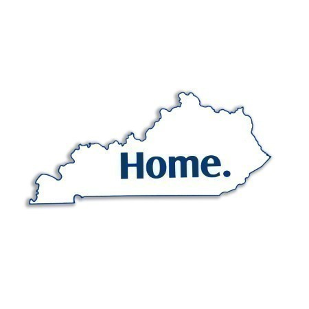 KENTUCKY HOME ROYAL MINI DECAL 2