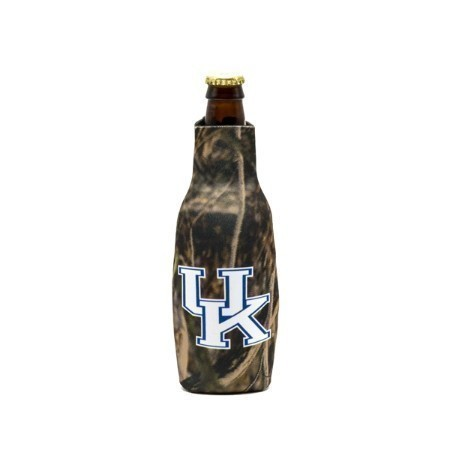 KENTUCKY CAMO BOTTLE COOZIE Thumbnail