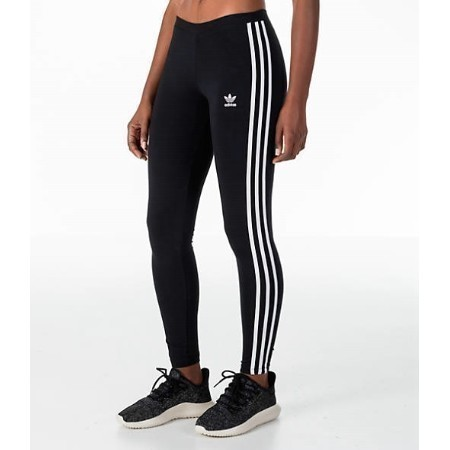 LADIES ADIDAS 3 STRIPE TIGHT Thumbnail