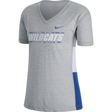 LADIES KENTUCKY NIKE BREATHE TOP Thumbnail