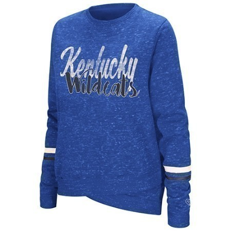 LADIES KENTUCKY COLOSSEUM BIRDIE PULLOVER Thumbnail