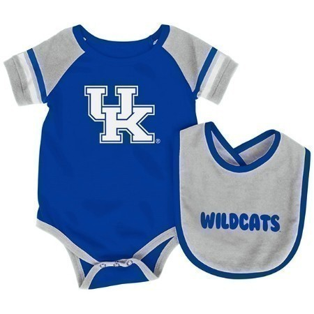 YOUTH KENTUCKY COLOSSEUM INFANT ONESIE/BIB  Thumbnail