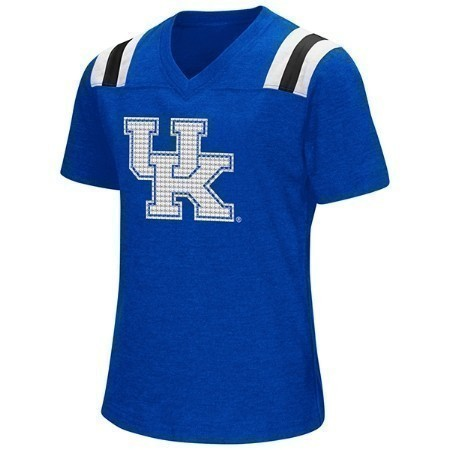 YOUTH KENTUCKY GIRLS RUGBY TEE Thumbnail
