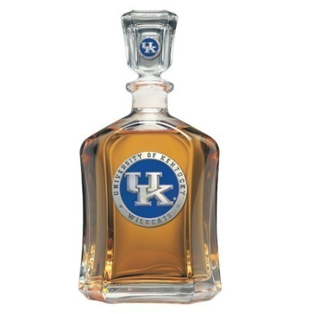 KENTUCKY COLOR ENAM DECANTER Thumbnail