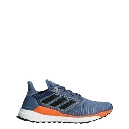 MENS ADIDAS SOLAR BOOST TECH INK/GRY TWO Thumbnail